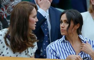 凱特梅根關係轉折 今秋在英大攤牌