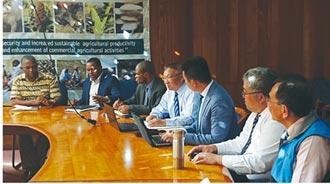 勇闖非洲 系列報導2-陳加忠以學術專業 助史瓦帝尼建立農畜水產業