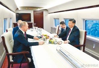 普丁新外交方針 將與中印合作
