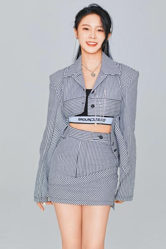 Elkie不悔退出韓女團