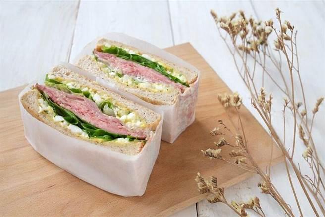 ▲「烤美國牛肉三明治」。 圖:寒舍艾麗酒店╱提供
