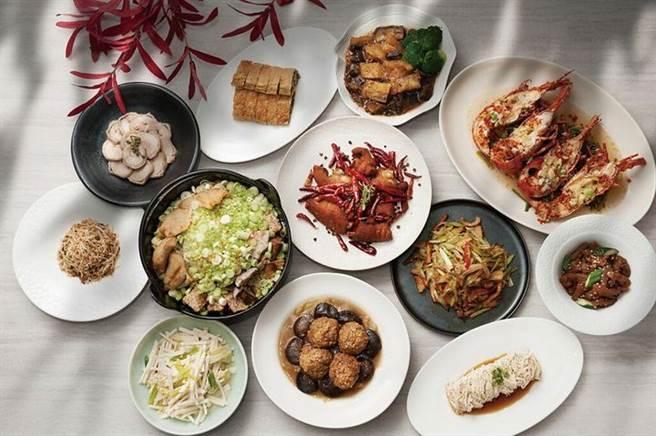 ▲請客樓「米其林頂級星饌」。 圖:台北喜來登大飯店╱提供