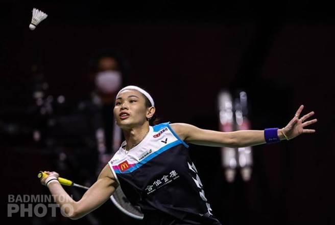 東京奧運羽球項目抽籤出爐,女單戴資穎有機會晉級8強。(資料照/Badminton Photo提供)