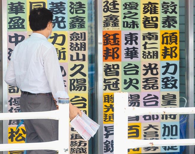 截至6月底為止,尚有914家公司未決定股東會舉行日期。(本報資料照片)