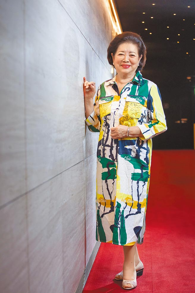陳淑芳預定6日施打疫苗,鼓勵其他老人家也踴躍接種。(資料照片)