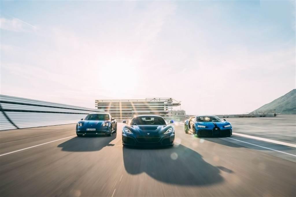 融合強勢品牌基因!Bugatti與Rimac正式合併