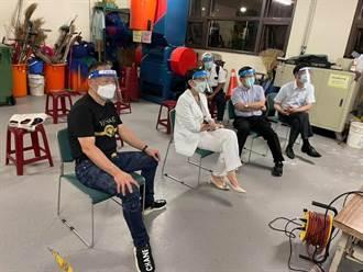 環南市場休市遭綠營圍剿 黃珊珊怒轟:陳時中宣布3天