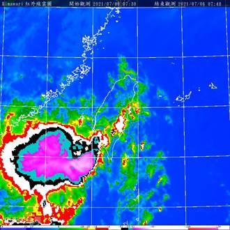 熱帶低壓今擦邊過 2地區有大雨 未成颱原因曝光