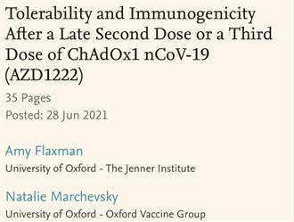 潘懷宗》AZ疫苗第二劑延遲施打的影響