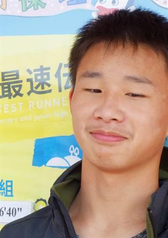 馬祖中正國小劉祐呈  因愛與包容強大人生