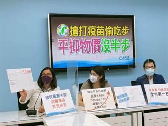 食藥署編制外多冒出606人  藍委要求速公布接種疫苗名單  主張油電凍漲