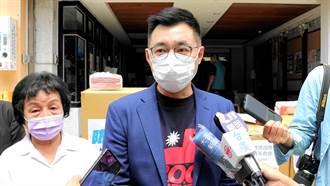 江啟臣為民請命 呼籲油電凍漲讓人民喘口氣