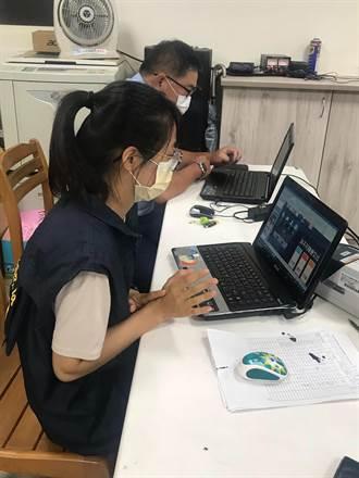 大甲警宣導青春專案 改視訊直播搶答受學子歡迎