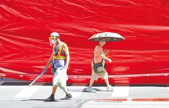 烟花逼近 南台灣慎防強降雨