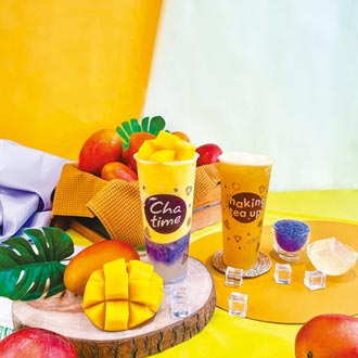 奶蓋退燒 水果類飲品受歡迎