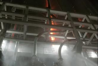 台塑林園廠儲存槽爆炸釀大火 巨響嚇醒附近住戶