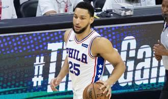 NBA》名嘴建議勇士爭搶西蒙斯 柯瑞將會從中受益