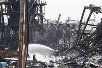 泰國台資化工廠爆炸 火勢撲滅後短暫復燃 1600人撤離