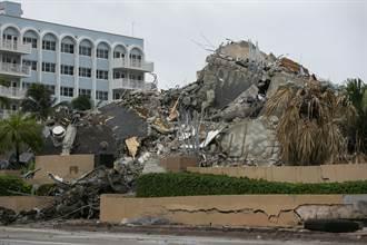艾爾莎將增為颶風 佛州大樓搜救持續再尋獲8遺體