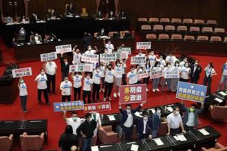 不在籍投票玩假的?趙少康批:民進黨鐵了心蠻幹 不聽人民的聲音