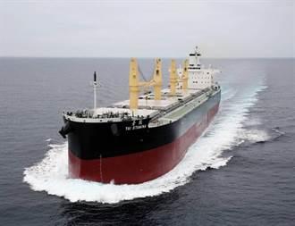台航新造船臺毅輪交船 簽訂1~2年期論時傭船合約
