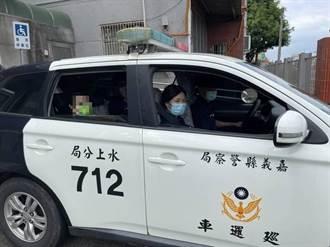 好想上學 唐寶寶騎車回30公里遠學校卻路倒 獲暖心警神救援