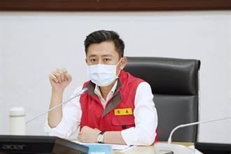 林智堅:竹市7月底可達28%施打率