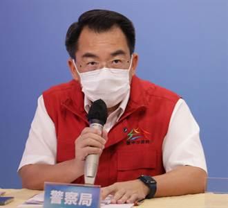 警政署副署長蔡蒼柏掌台中市 盧秀燕點頭同意