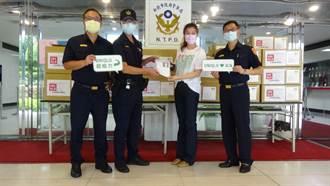 台灣UNIQLO捐科技空氣衣 緩解新北警烈日下悶熱