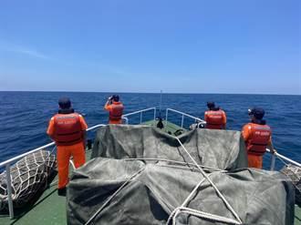 深澳漁船失聯 海巡動員搜尋