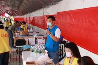 斗六市公所推出線上疫苗預約系統 保證打好打滿