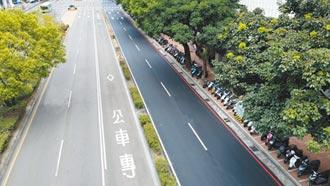 防疫不礙建設 中市燙平破千條道路