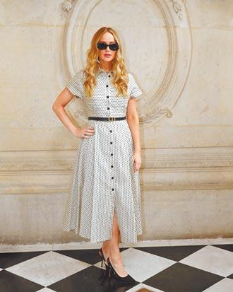 珍妮佛看秀優雅滿分 Dior美妙觸感 眼見為憑