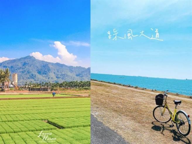 高雄8條自行車路線推薦!騎單車迎風欣賞海景山林(圖/ReadyGo提供)