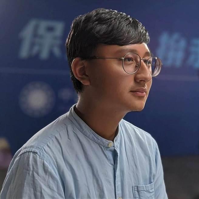 國民黨青年團總團長陳柏翰。(摘自陳柏翰臉書)