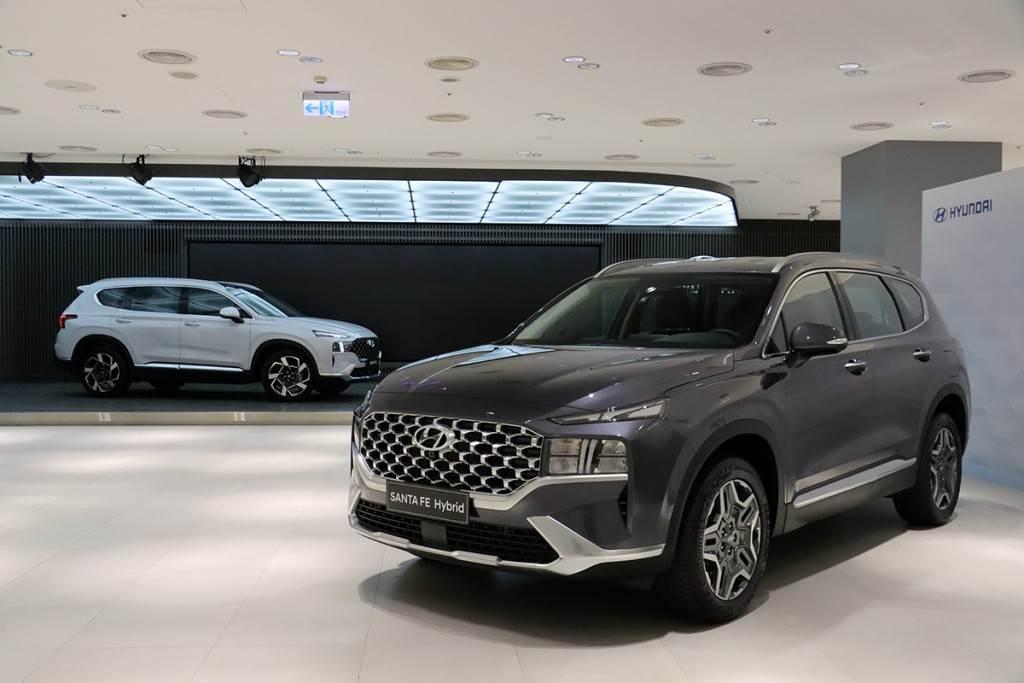 擁抱新能源佈局,Hyundai Santa Fe Turbo Hybrid 實拍與品牌中長期戰略解析