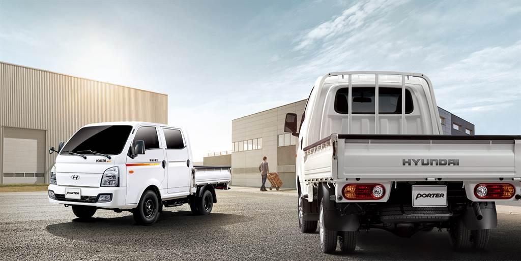 Hyundai歡慶PORTER Pro登三噸半級最強貨車銷售冠軍,入主就送好禮2選一。