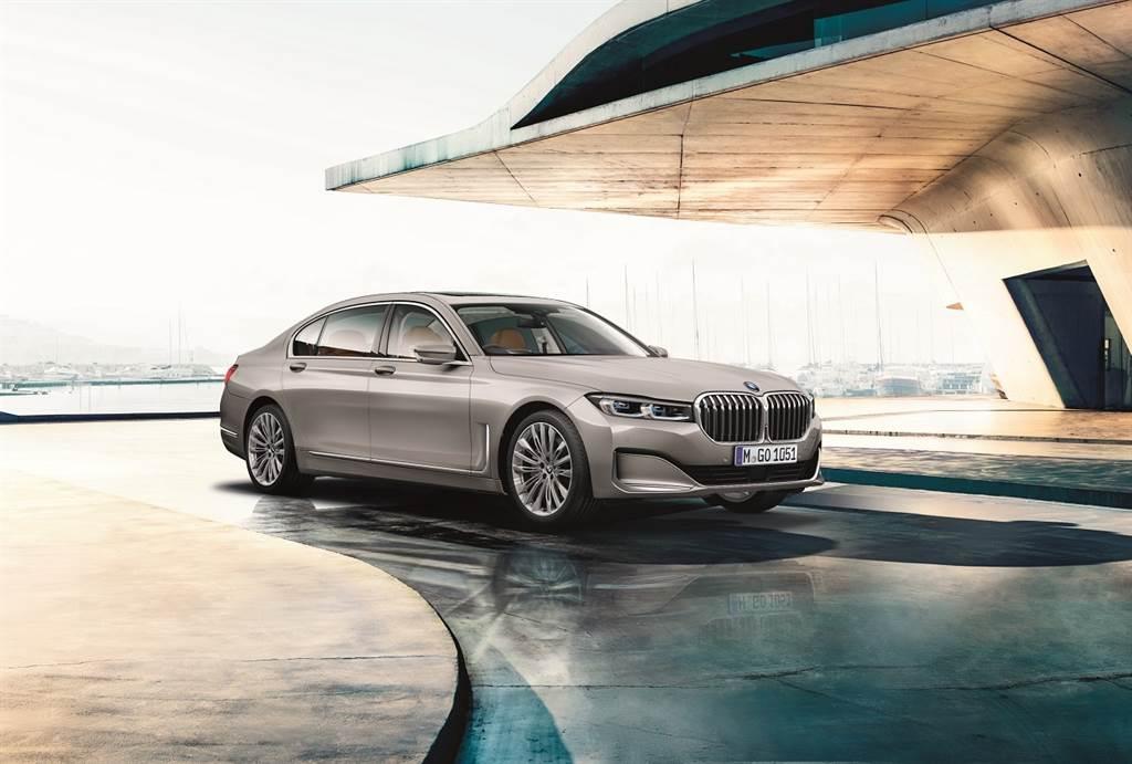 BMW總代理汎德推出7系列Diamond Edition,長短軸各推出兩車型,共限量160輛。