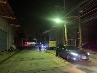 貨車司機行車糾紛遭持空氣槍強索賠 4惡煞5分鐘狼狽被逮