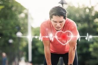 跑一跑就胸痛!冠心症恐致心肌梗塞 護心保命這樣做