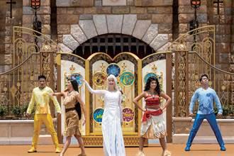 香港迪士尼樂園 舉辦《迪士尼尋夢奇緣》戶外音樂派對