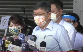 神速!亞東醫院40分篩環南市場400人 柯P:今天做完沒問題