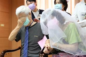金婚週年重生 花蓮7旬夫妻檔攜手抗「疫」康復出院