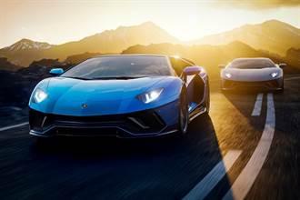 Lamborghini V12限量600台的永恆終極絕響:Aventador LP 780-4 Ultimae