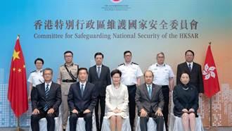 美國延長制裁林鄭、鄧炳強等香港高官 繼續實施1年