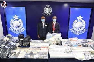 陸媒細數香港國安法成績單 一年刑案下降一成 黎智英被捕