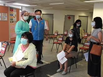 南投1303位幼兒園及課後照顧人員 開打疫苗