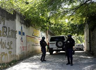 海地總統遇刺細節曝光 遭轟12槍頭部中彈亡 官邸彈痕累累