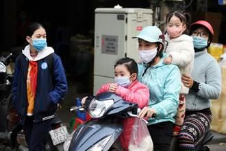 越南單日新增上千確診創新高 河內暫停戶外運動