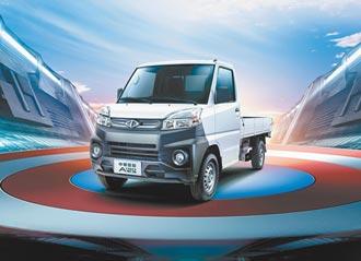 中華菱利A190/A210率先導入ADAS系統